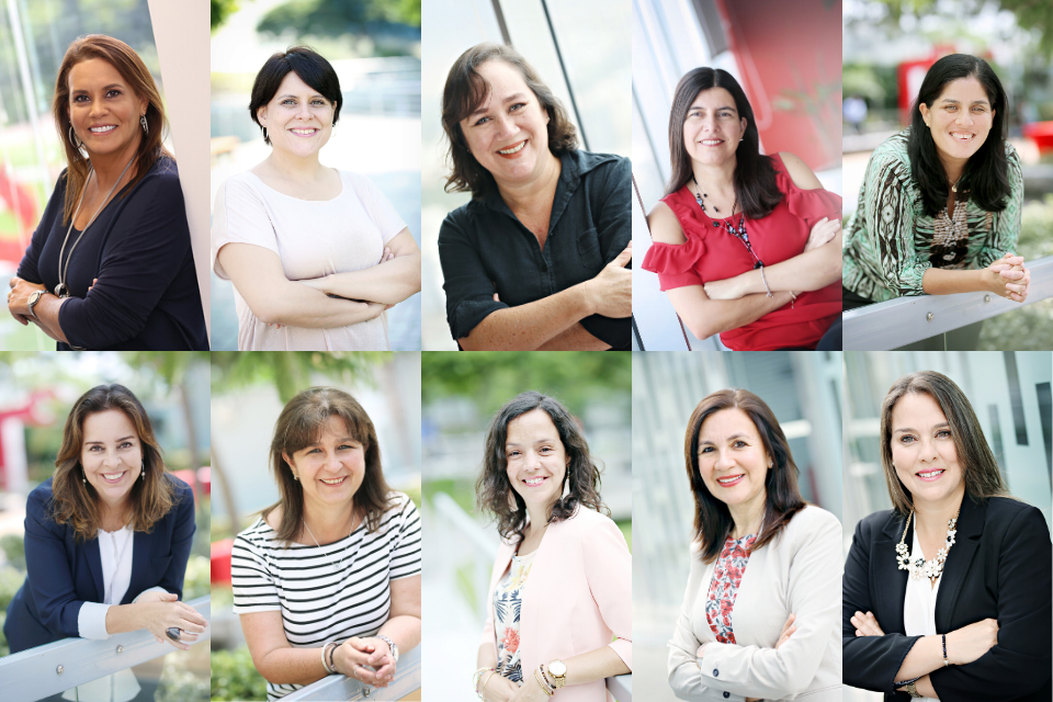 Día Internacional de la Mujer: De nuestras directoras para nuestras alumnas