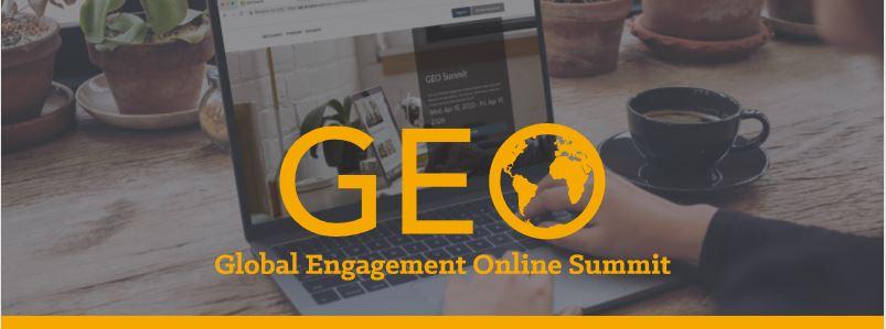 Oportunidades de internacionalización, asiste al Global Engagement Online Summit