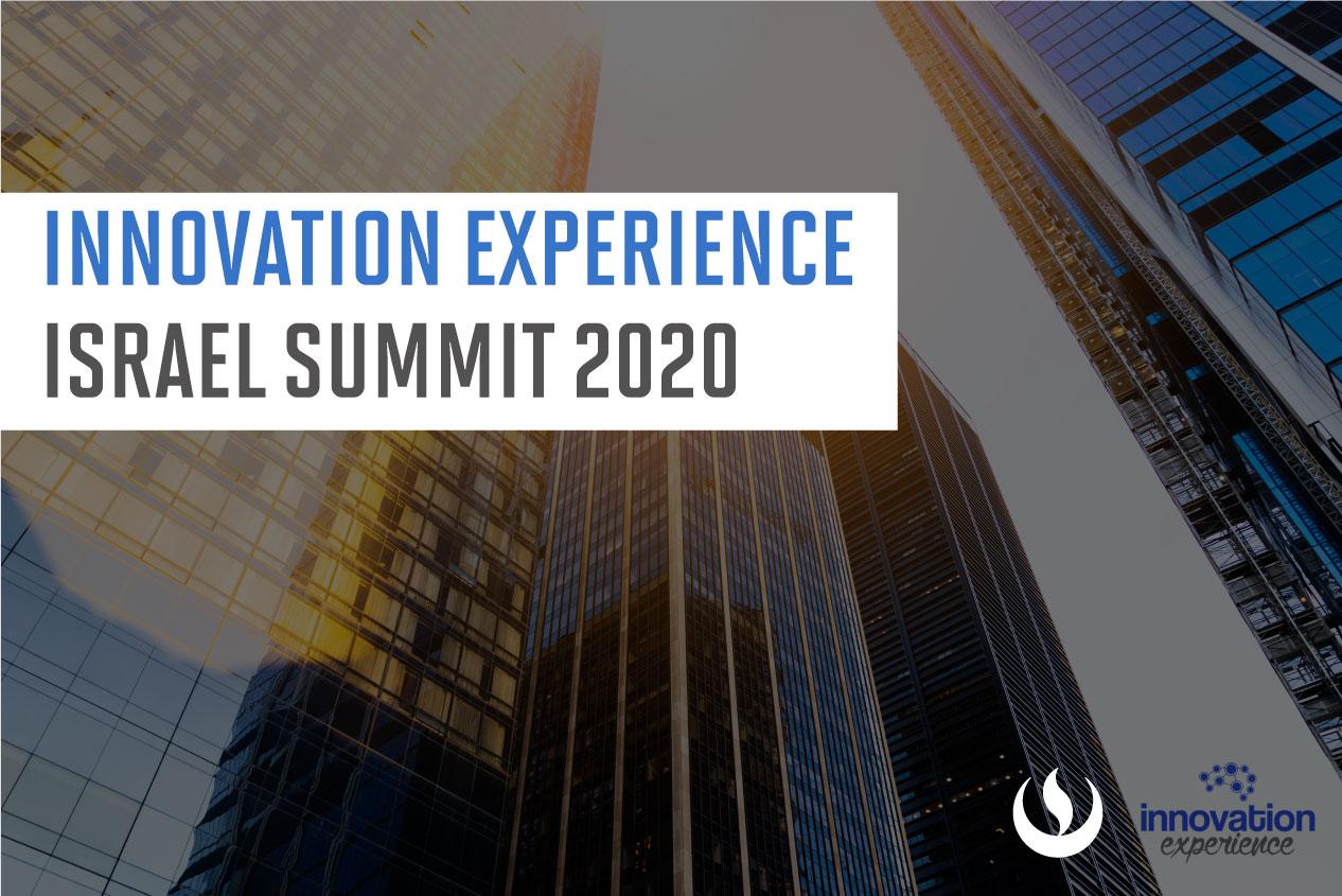 Participa del Innovation Experience Israel Summit 2020