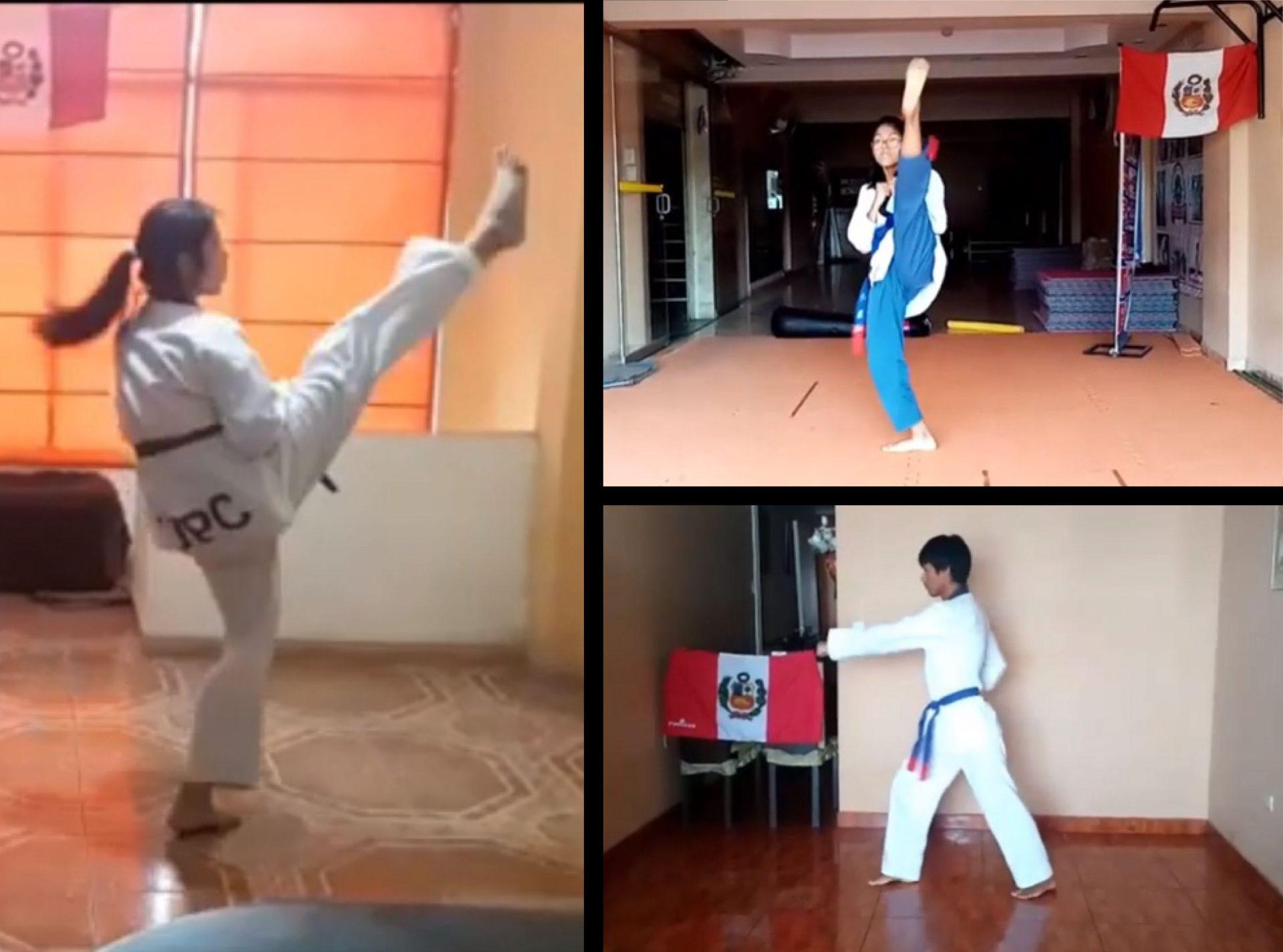 "#DeportesUPC: Taekwondo UPC participó del torneo internacional ""Poomsaes por la Vida"""