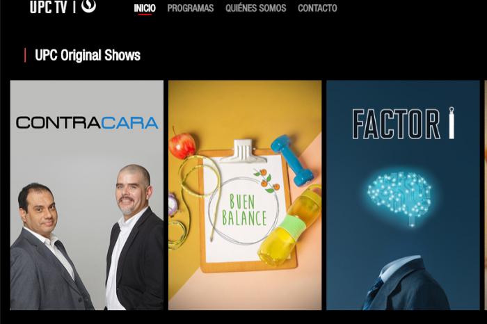 UPC TV: El canal de televisión online de la UPC