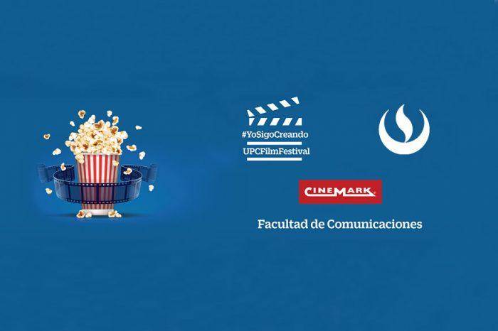 Sé parte del #YoSigoCreando UPC Film Festival