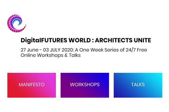 Docentes y alumnos de Arquitectura UPC representan al Perú en el DigitalFUTURES World