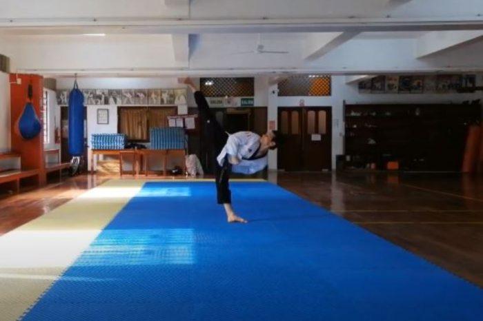 "#DeportesUPC: Seleccionados de Taekwondo UPC en el ""1st Open Poomsae Championship"""