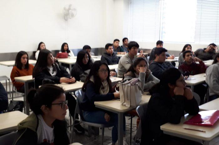UPC desarrolló campañas de bienestar para alumnos en temas de salud sexual y mental