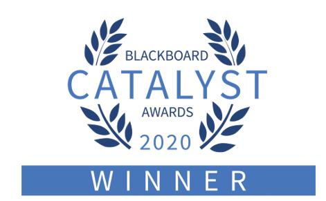 UPC gana dos premios en los Blackboard Catalyst Award