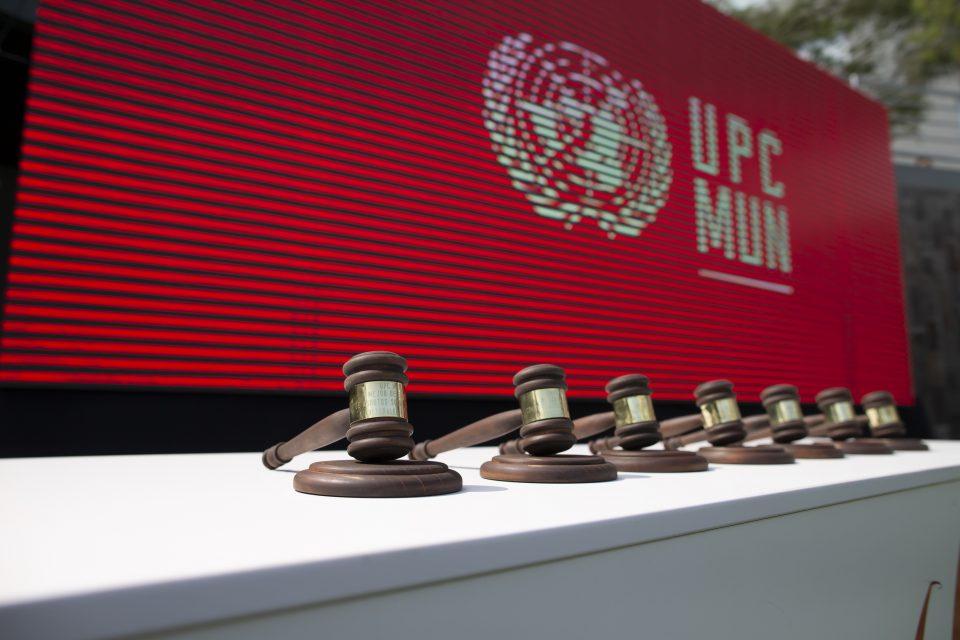 Sé parte de UPC MUN: Inscríbete y demuestra tus habilidades de debate