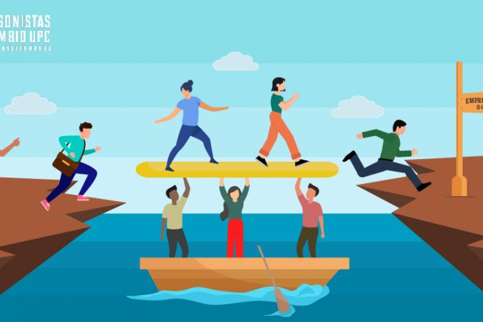 Oportunidades y plataformas para los emprendedores sociales