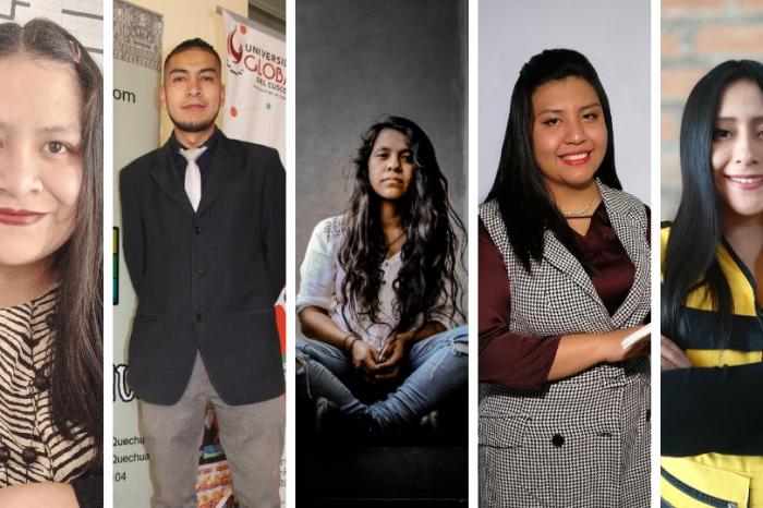 Estos son cinco de los finalistas de la 10ª. edición de PDC enfocados en la educación