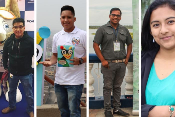 Conoce a los cuatro finalistas de la 10ª. edición de PDC enfocados en la educación científica y ambiental