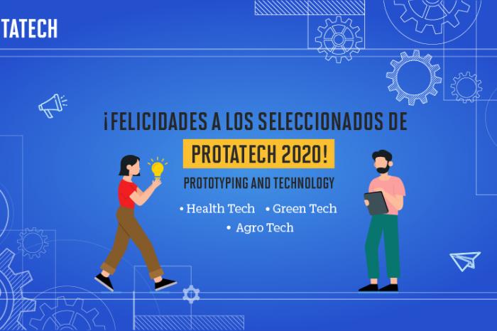 ¡Presentamos a los finalistas de la 1ª. edición de ProtaTech UPC!