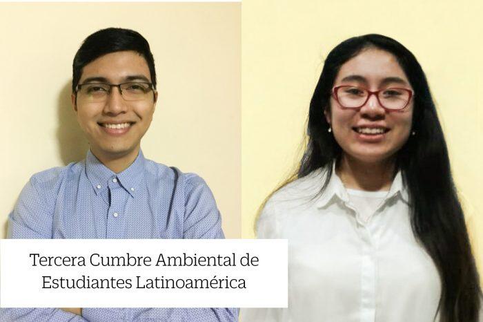 Estudiantes de la carrera de Ingeniería Ambiental representarán a la UPC en la Tercera Cumbre Ambiental de Estudiantes Latinoamérica