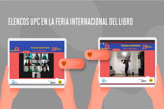 #ElencosUPC: Elencos de Street Dance e Impro mostraron su talento en la Feria Internacional del Libro 2020