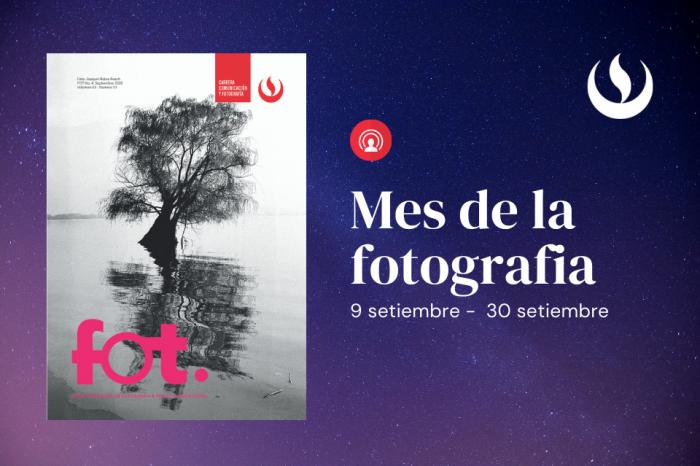 La UPC celebra el mes de la fotografía 2020 con grandes exposiciones y conversatorios