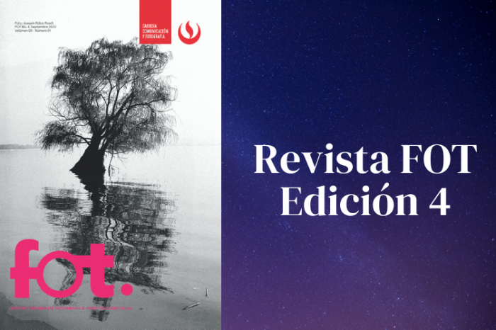 La carrera de Comunicación y Fotografía presenta la Cuarta edición de la revista FOT
