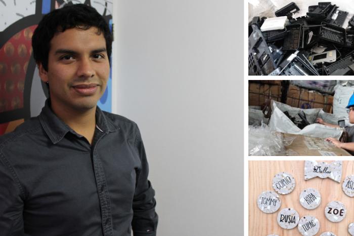 Green Deal: emprendimiento que mitiga residuos plásticos electrónicos