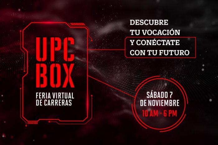 UPC BOX: la feria virtual de carreras más grande del Perú anuncia su segunda edición