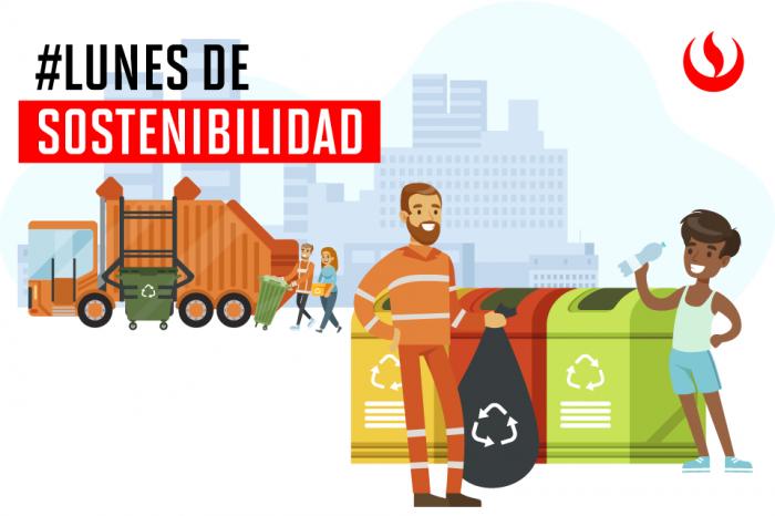 #LunesdeSostenibilidad: Gestión de los residuos sólidos