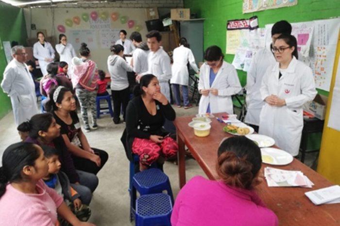"""Disminución en la prevalencia de infecciones respiratorias agudas (IRAS) en menores de 5 años en la comunidad """"Las Torres"""""""