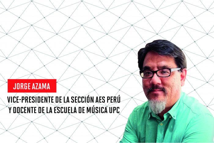 Docente de la Carrera de Música es premiado por la Audio Engineering Society