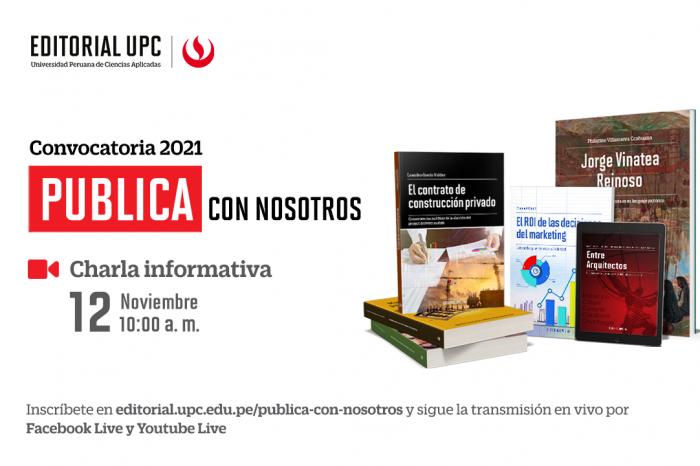 Convocatoria de publicaciones 2021 📕