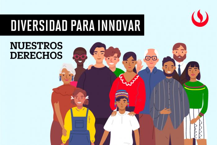 Diversidad para Innovar: Nuestros derechos
