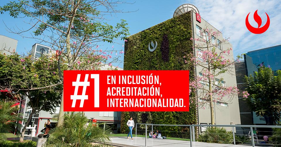 La UPC es reconocida como la universidad más inclusiva del Perú