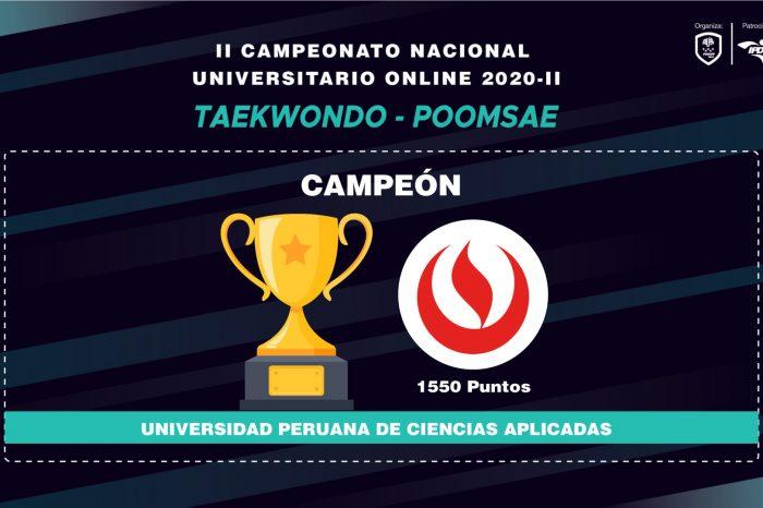 Dos estudiantes de la UPC clasificados al Campeonato Panamericano de Taekwondo
