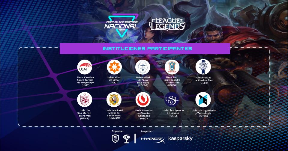 Deportes UPC: UPC Subcampeón Universitario de League of Legends