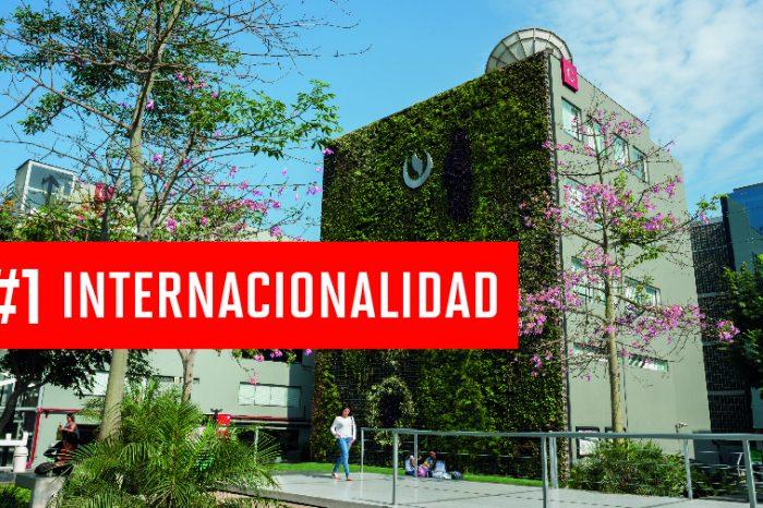 UPC: 7mo año consecutivo como la universidad líder en internacionalidad