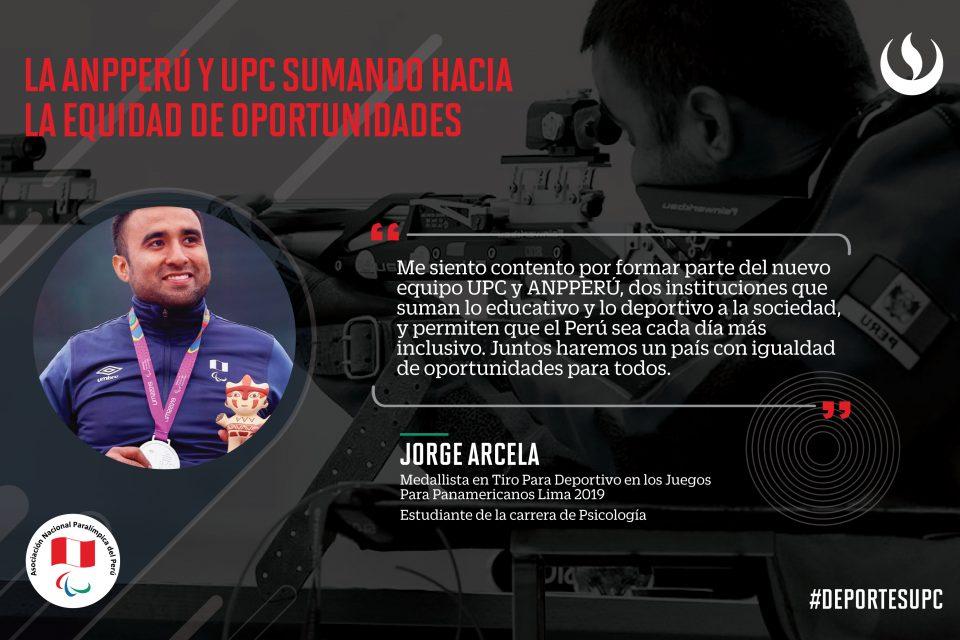 La UPC y la Asociación Nacional Paralímpica del Perú firman convenio para promover la inclusión