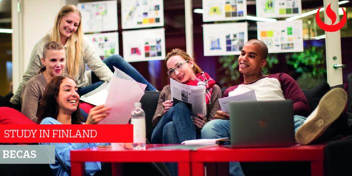 Participa por una beca en nivel de grado y maestría para el año académico 2021 – 2022 en Finlandia