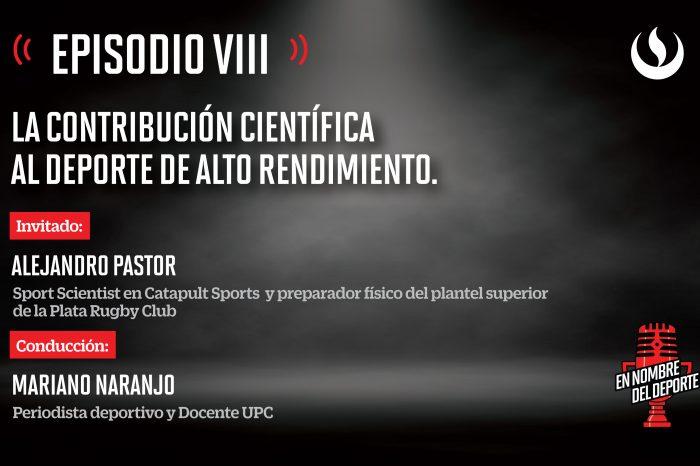 En Nombre del Deporte: Ep.8. La contribución científica al deporte de alto rendimiento