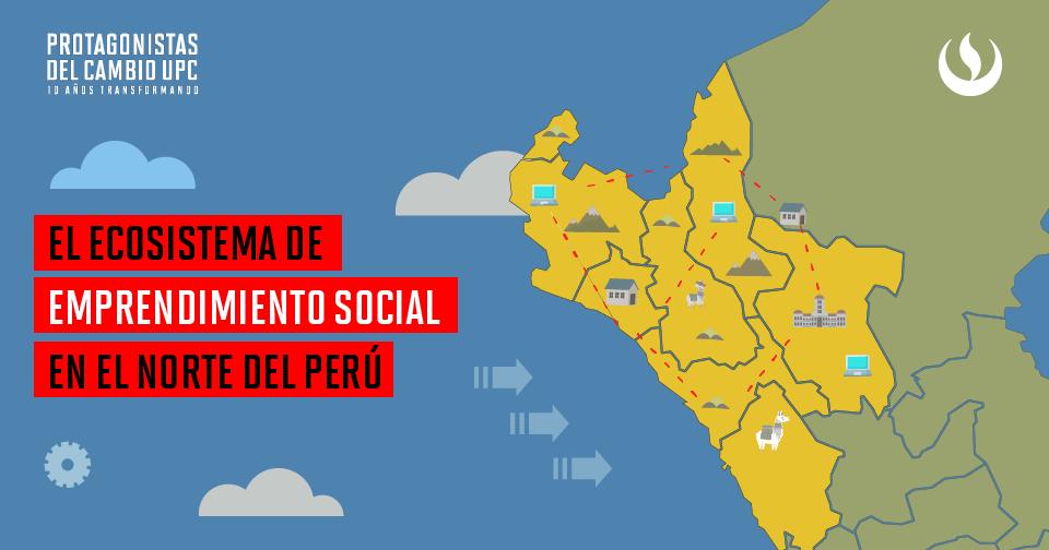 El ecosistema de emprendimiento social en el norte del Perú