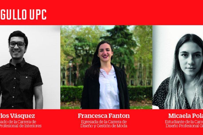 Proyectos de Francesca Fanton, Micaela Polar y Carlos Vásquez destacan en Totalmente Diseño