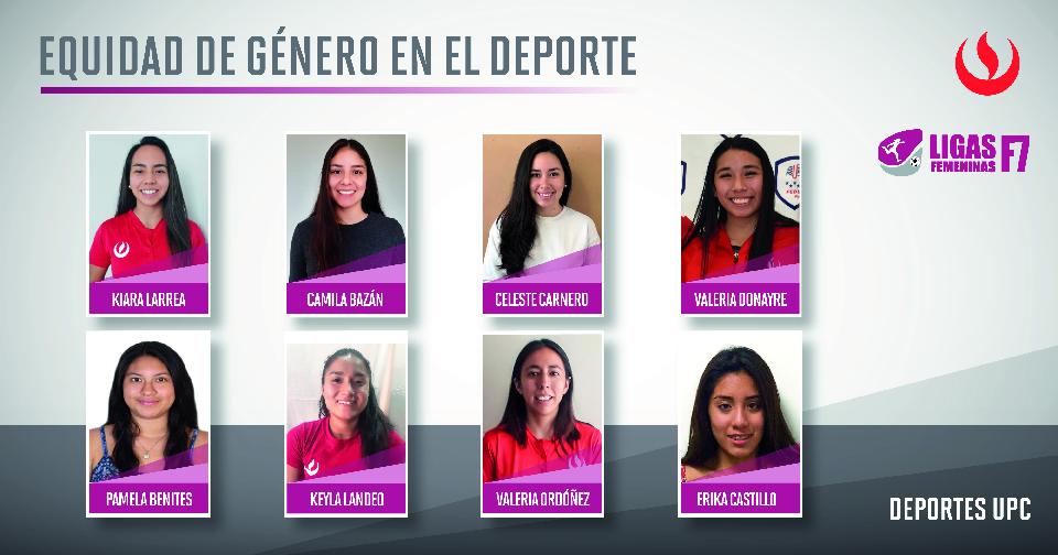 Alumnas de Administración y Negocios del Deporte moderan conversatorios sobre equidad de género en el deporte
