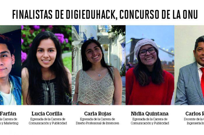 EduSex, proyecto de alumnos UPC, en la final mundial de DigiEduHack 2020
