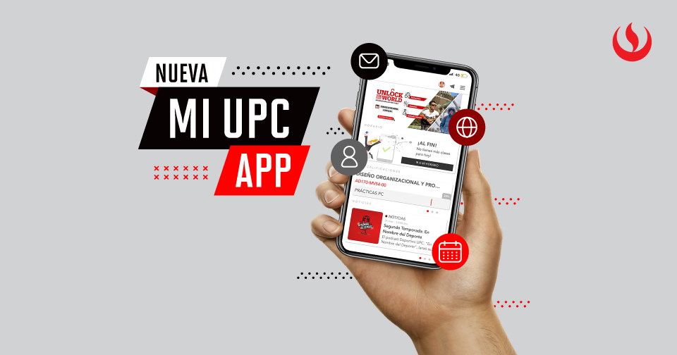 Nueva app mi upc