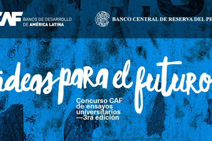 """Participa en el Concurso de Ensayos Universitarios: """"Ideas para el Futuro"""""""