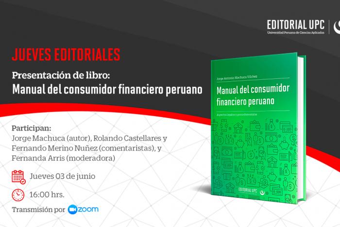 Presentación de libro: Manual del consumidor financiero peruano [EN VIVO]