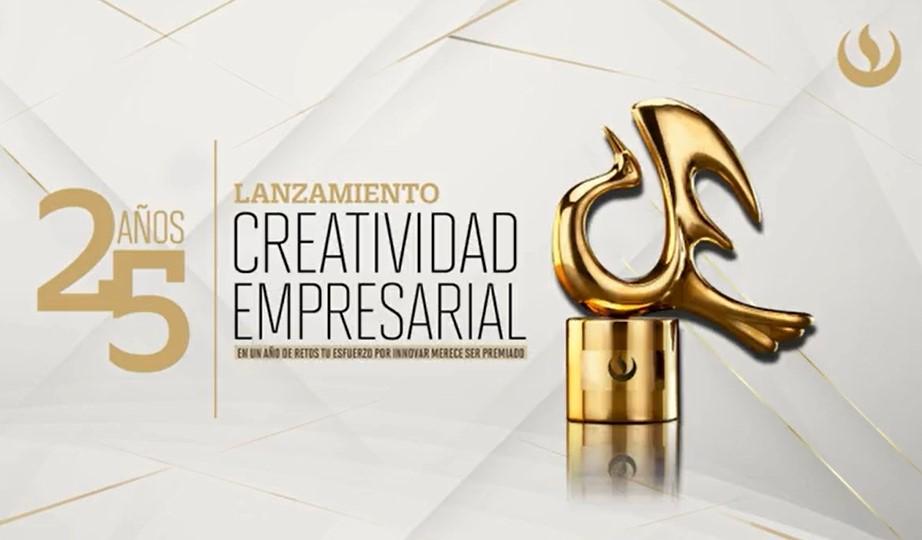 Creatividad Empresarial lanza su vigésima quinta edición