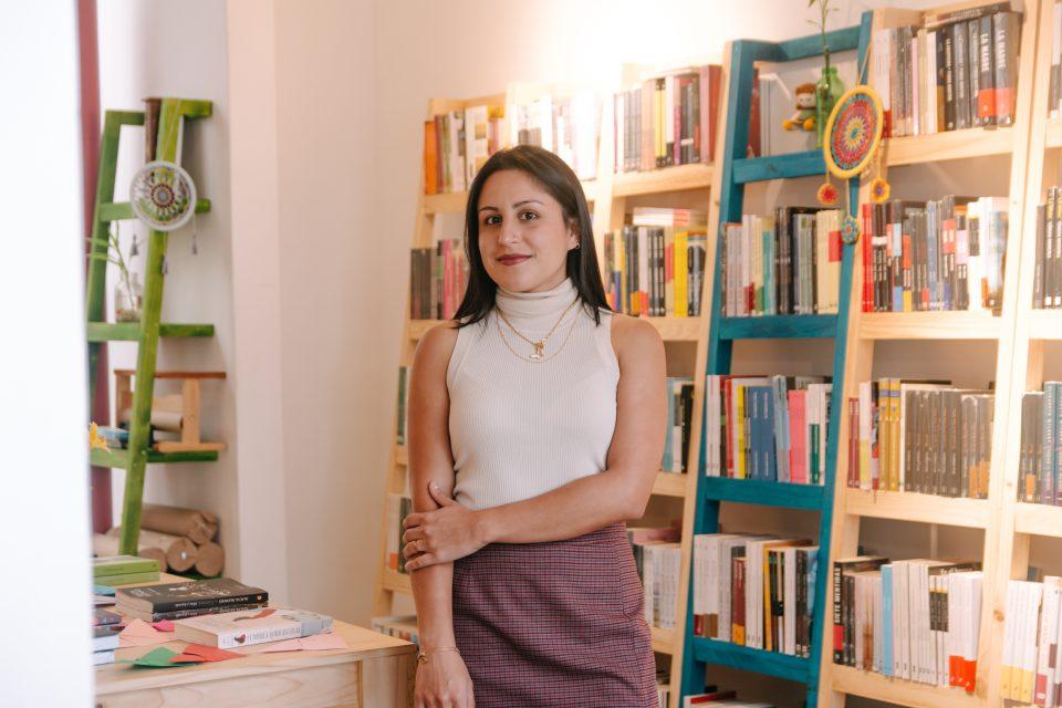 """María Alejandra López: """"Las redes sociales nos enfrentan a muchas realidades a la misma vez y a ideales de éxito inalcanzables"""""""