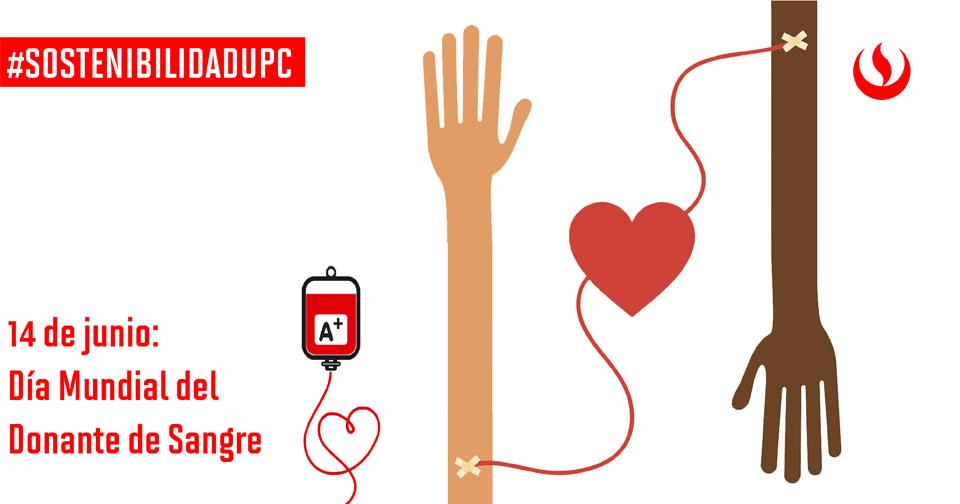 Compartiendo latidos: Día Mundial del Donante de Sangre
