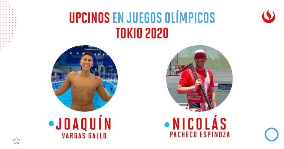 Juegos Olímpicos Tokio 2020: Conoce a los UPCinos que formarán parte de la delegación peruana