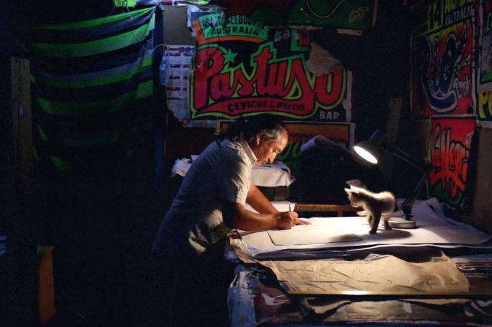 UPC Cultural presenta exhibición sobre 'Monky', el pionero de los carteles chicha en Perú