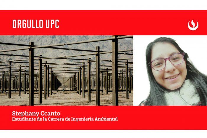 Alumna de Ingeniería Ambiental participa de proyecto internacional de Ciencia Ciudadana organizado por CEDAR