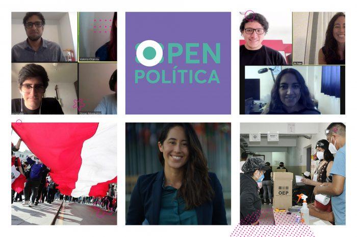 Open Política fortalece la participación ciudadana en temas políticos mediante herramientas digitales
