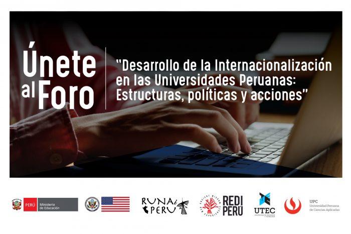 Universidades nacionales e internacionales se reúnen para potenciar la transformación de la internacionalización en la educación superior en el Perú
