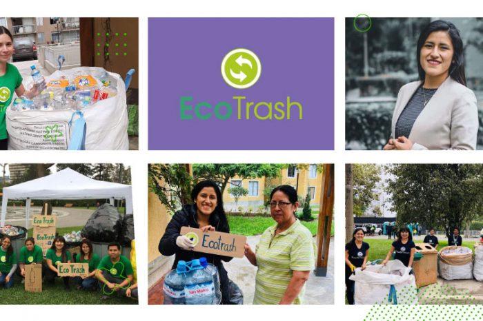 Ecotrash, organización social que crea trabajo digno para recolectores y promueve ciudades sostenibles