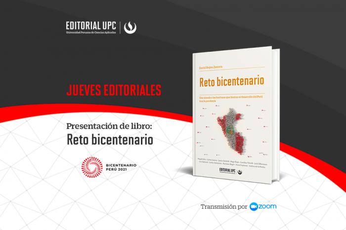 16/09/21 - Presentación del libro: Reto bicentenario [EN VIVO]